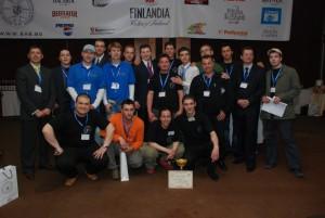 Българска Асоциация на Професионалните Сомелиери журира в Националното Състезание на Българска Асоциация на Барманите 2007