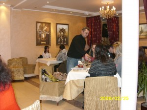 Дегустация с два клуба във Велико Търново