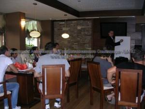 Първо обучение в Ресторант Класик във Велинград