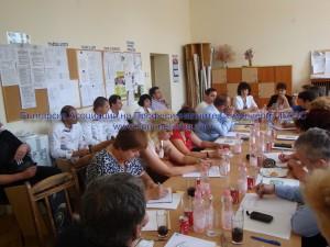 Заседание на управителния съвет на Асоциацията на Училищата по Ресторантьорство и Хотелиерство в България