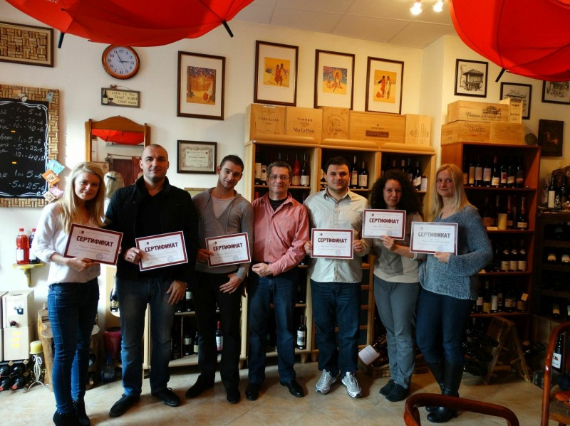 Course_sommelier_Varna _18_and_19_January_2014.