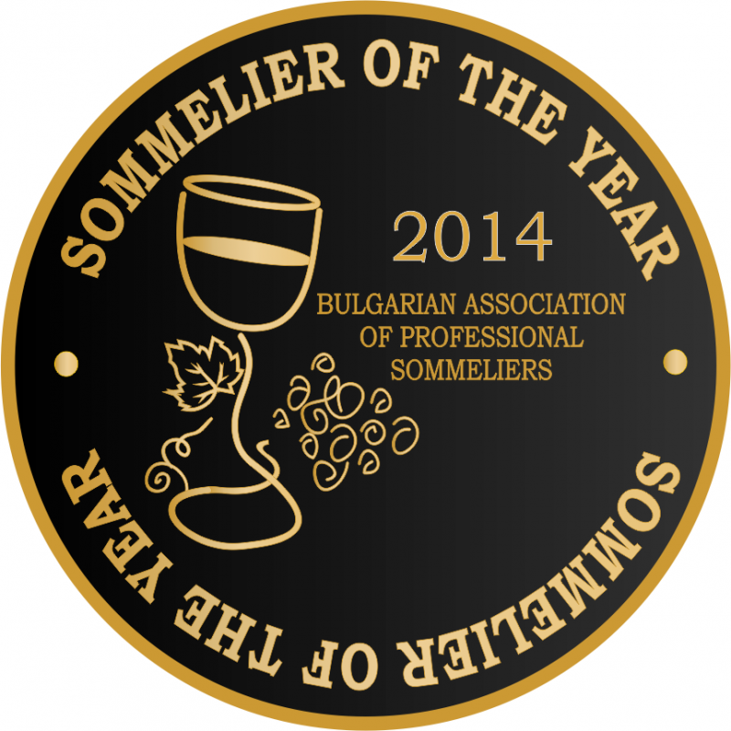 """Sommelier of the Year"" 2014"