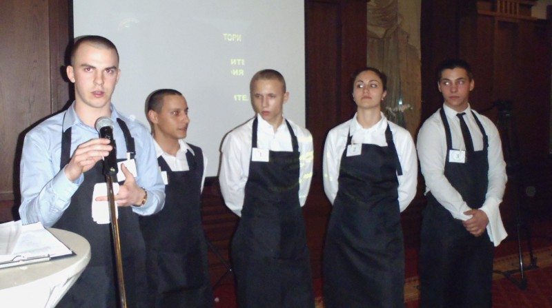 """Sommelier of the Year 'Regional Competition  Sofia"