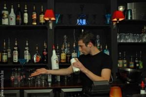 Програма за предстоящите обучения по барманство