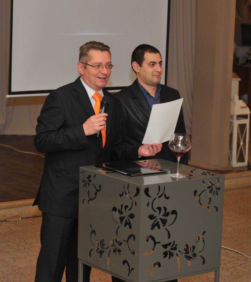 Todor Todorov i Michael Markovski