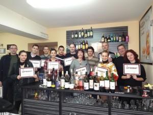 Приключи и курса по сомелиерство на 5 и 6 април 2014 в София