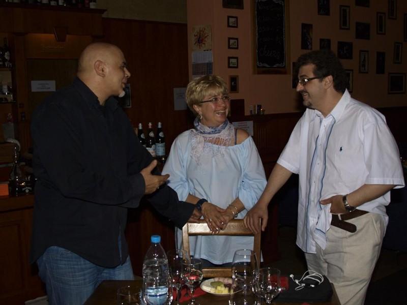 Svetla,Kose i I.Varbanov