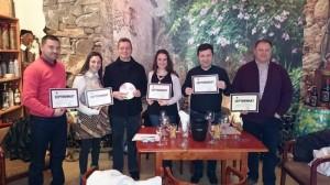 Курс по сомелиерство във Варна на 4 и 5 април 2015