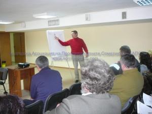 Обучение в Плевен на преподавателите по сомелиерство в училищата