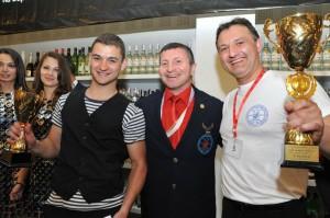 Завърши Националното Първенство по Барманство 2013